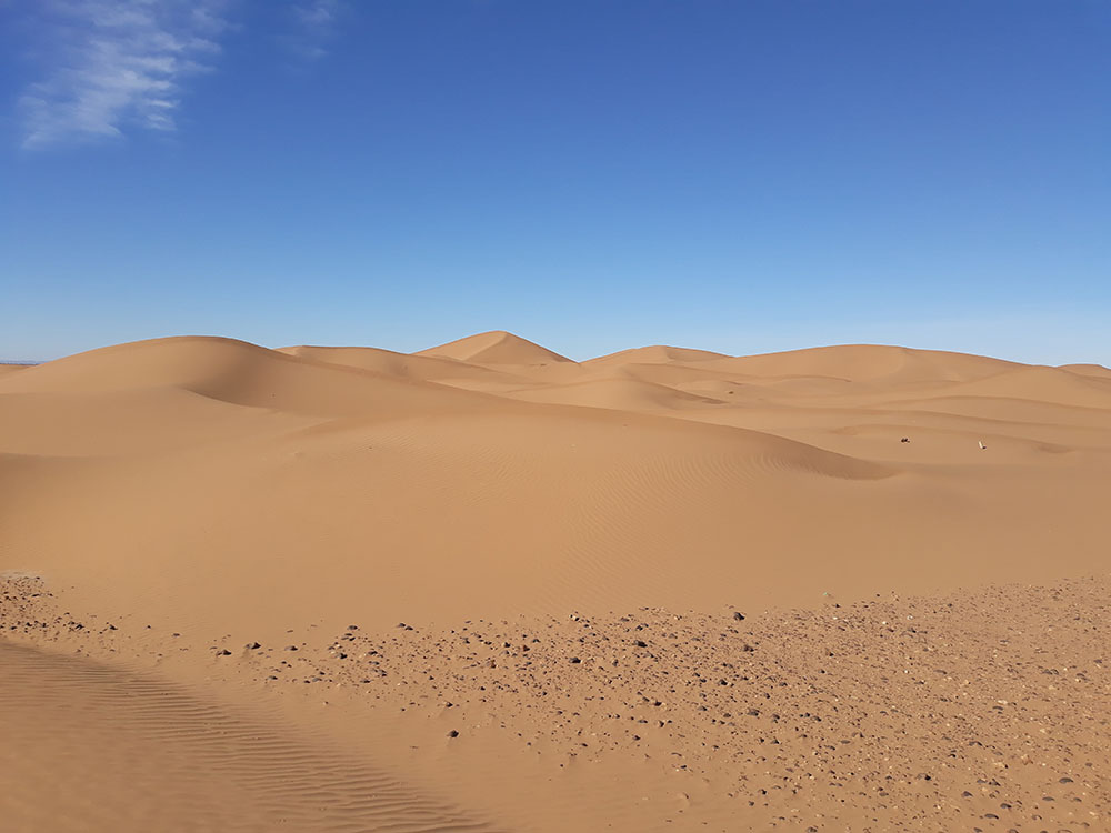 The desert experience in 3 days and 2 nights