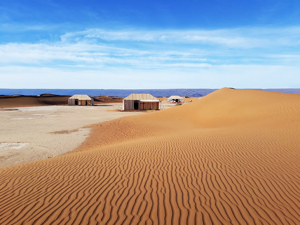 The desert experience in 5 days and 4 nights