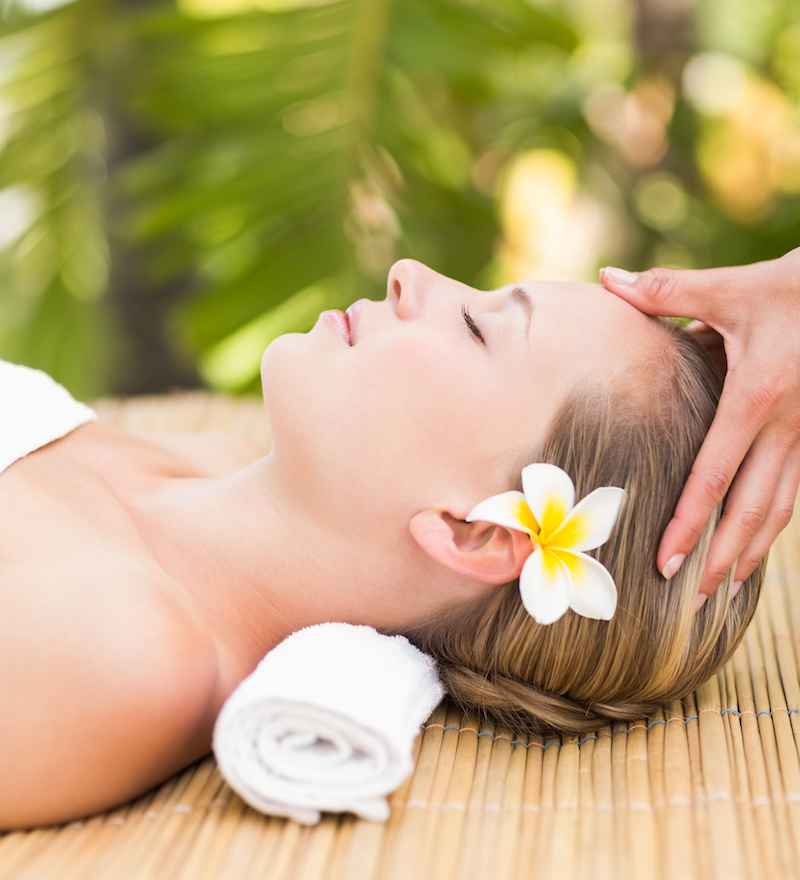 Relaxing Massage & visage wellness